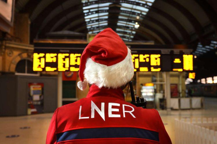 LNER Christmas