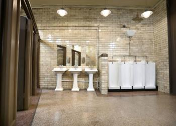 Newcastle Historic Toilets - After