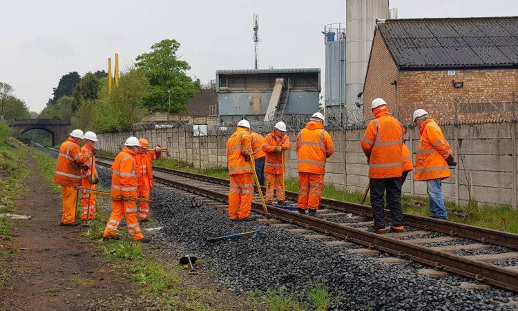PWay on the Severn Valley Railway