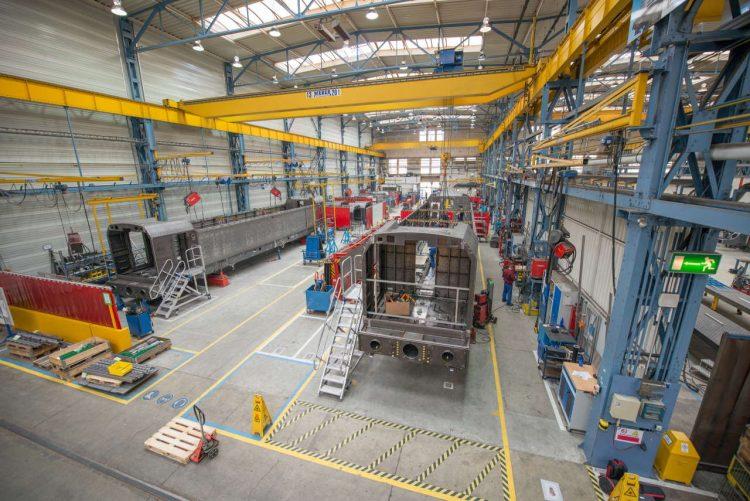 Siemens plant in Munich