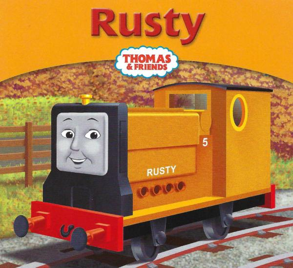 Thomas and Friends Rusty