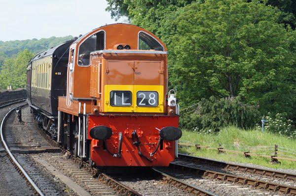 class 14 loco