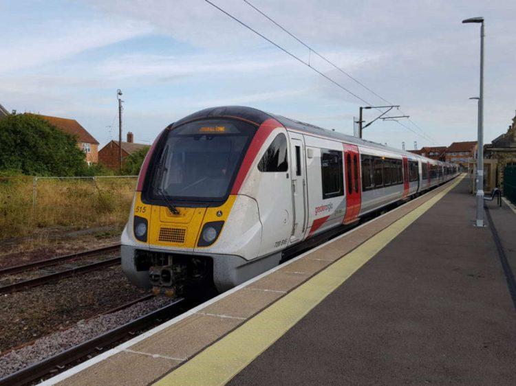 Class 720 Harwich Town