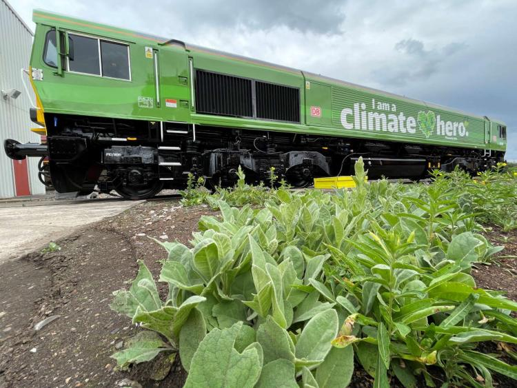 Climate Hero Train