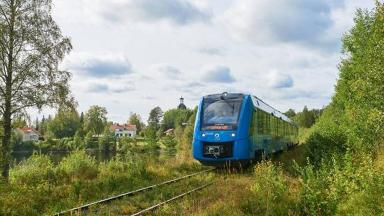 Coradia iLint in Sweden