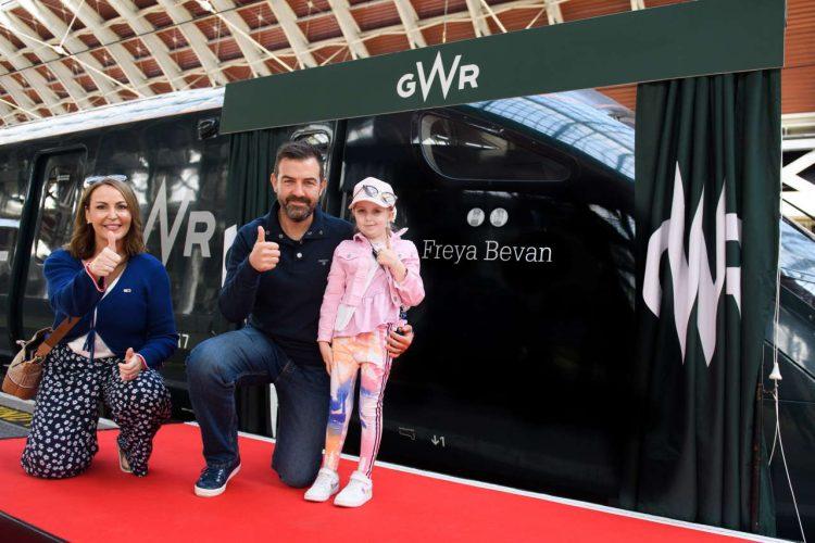 GWR Freya Bevan