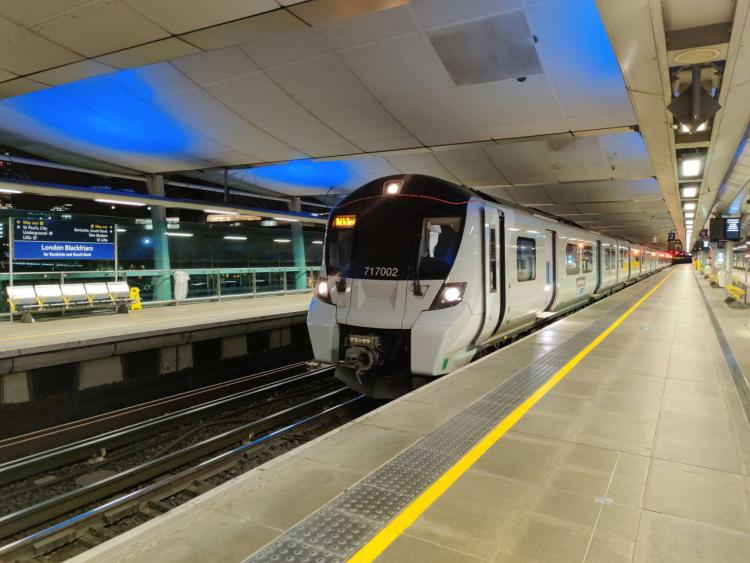 Great Northern train tests successfully for first stage of East Coast Digital Programme