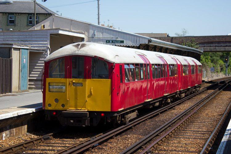 Llanelli & Mynydd Mawr Railway new underground Train