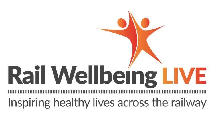 Rail Wellbeing Live logo