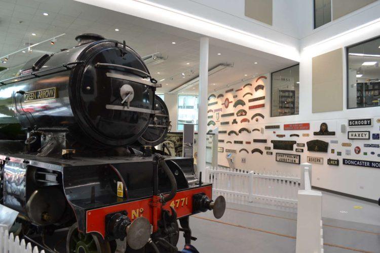 The Rail Heritage Centre