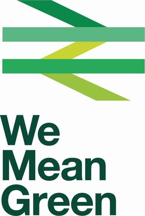 We Mean Green logo
