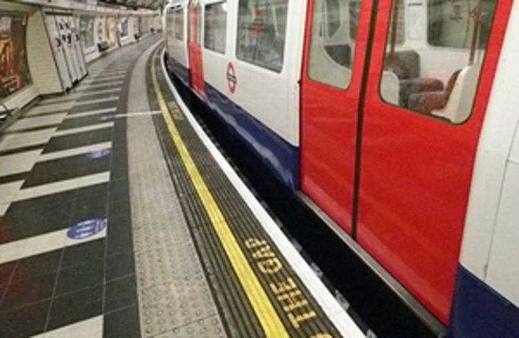 Waterloo under ground station