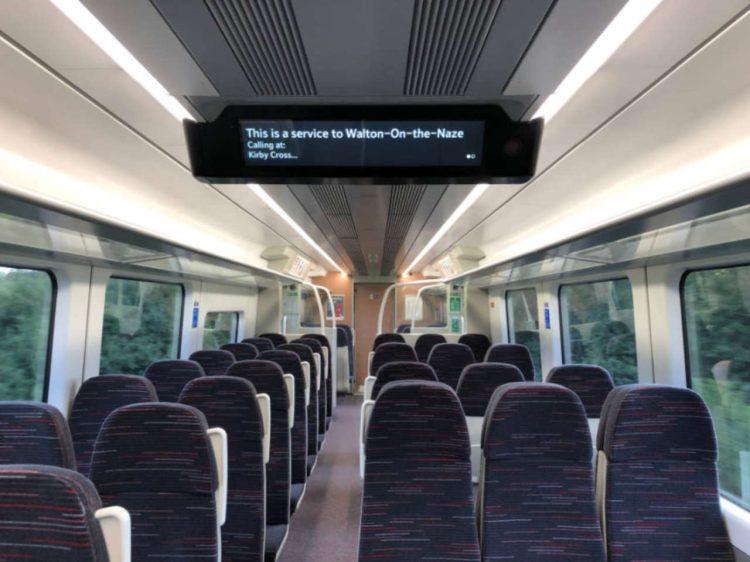 Class 720 Interior