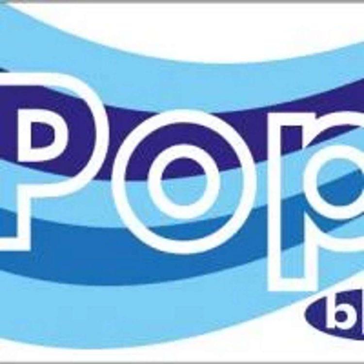 pop blue card