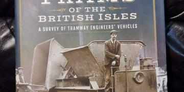 Works Trams of the British Isles book