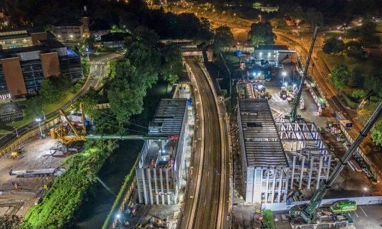 Birmingham University Railway Station