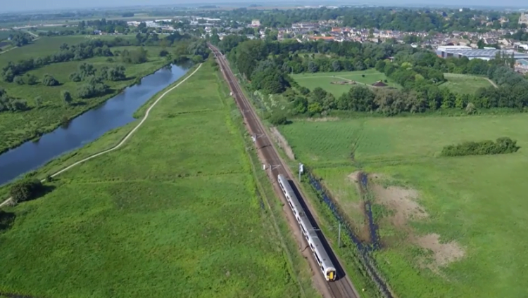 Ely Drone image