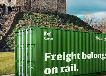 Freight belongs on rail campaign