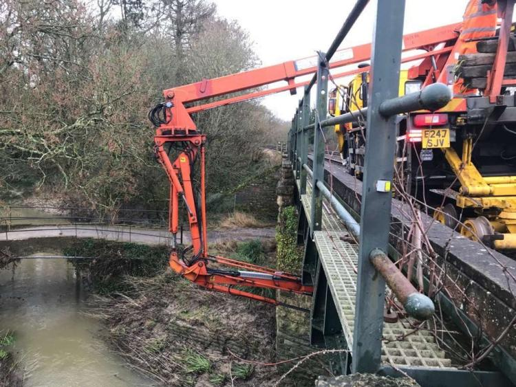 Vital maintenance between Dorchester West and Castle Cary (1)