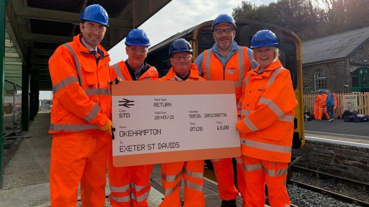 Dartmoor Project Partners Celebrate Announcement Date