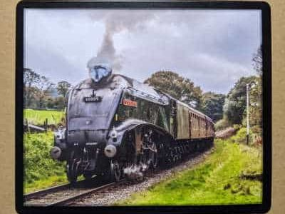 60009 Union of South Africa mousemat